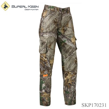 Women s Outdoor Camouflage Durable Comfortable Warm Hunting Pant ... 36c88a5cd675