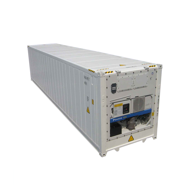 New Daikin Refrigerated Machine High Cube Aluminum 40 feet Reefer <strong>Container</strong> Price
