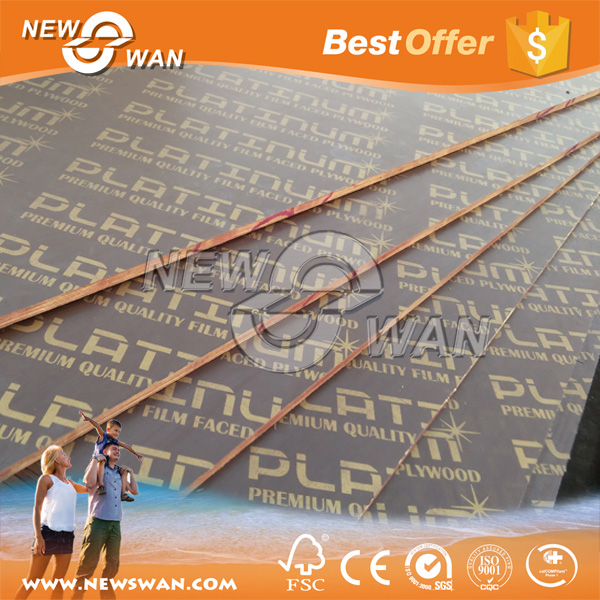 28MM Container Flooring Plywood Specifications