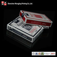 poker set in metal case, poker set in wooden case