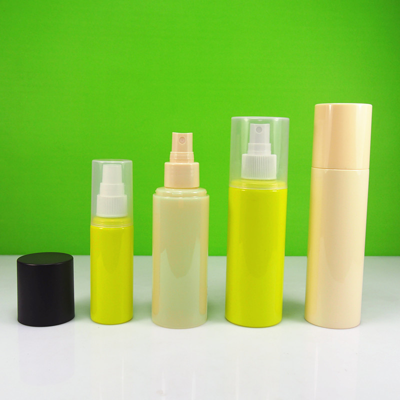 1 oz 2 oz 3 oz 4 OZ 5 once 8 once 10 oz 12 oz PET cosmetico di shampoo di plastica bottiglia di 1000 ML 1L