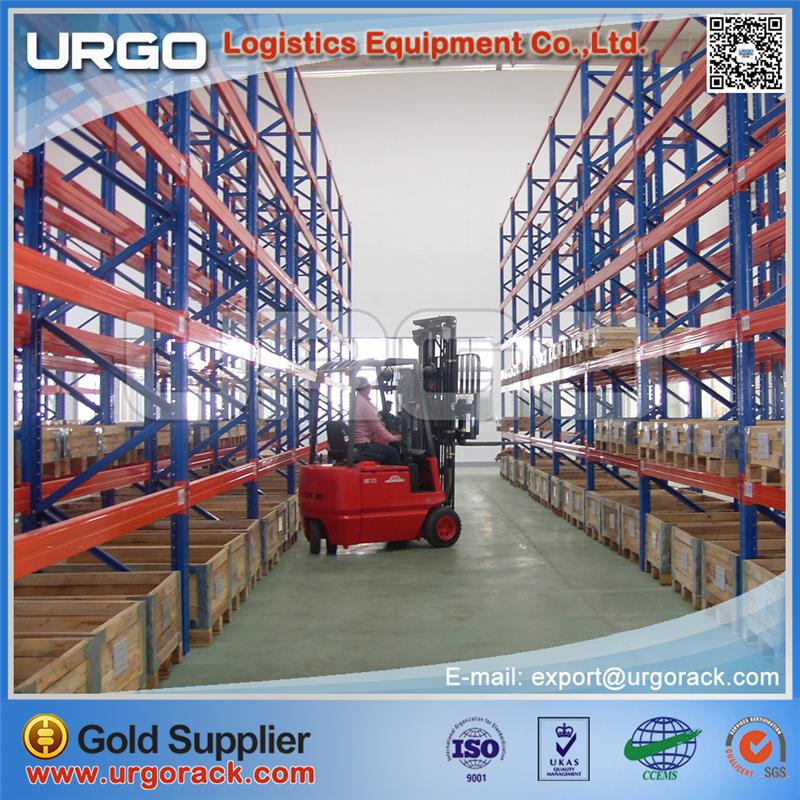 URGO- White hair in this field High quality pallet rack