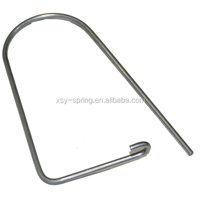 Small Thin Wire Hairpin Wire Form Spring Of Anti-rust - Buy Hairpin ...