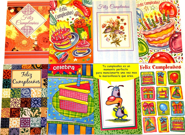 Cheap Spanish Birthday Cards Find Spanish Birthday Cards Deals On