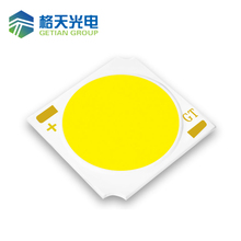 Round Circular Array Stable CRI80 18W COB LED Chip 140LM/W