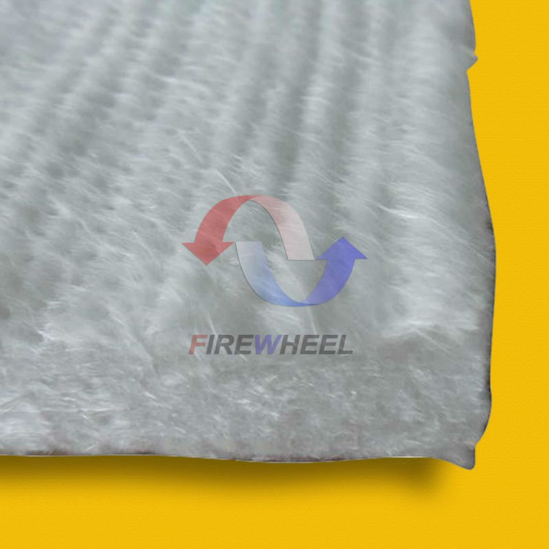 No. ENFELT silica needle mat thermal and acoustic insulation mat
