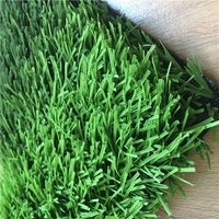 50mm pile height anti-UV w shape filament soccer field turf artificial turf synthetic grass for soccer fields