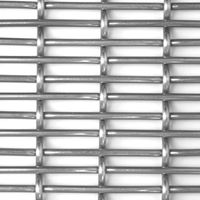 Stainless Steel Decorative Wire Mesh for a broad range of applications, are woven to order in Stainless Steel