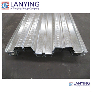 galvanized corrugated steel sheet roofing decking /galvanized metal floor decking sheet/popular steel floor