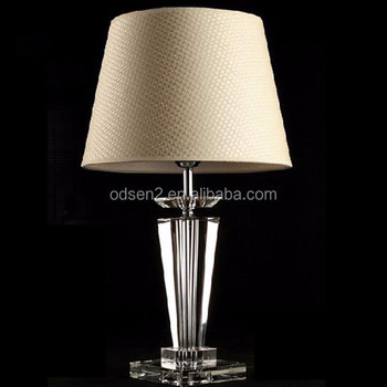 Zhongshan Lighting K9 Crystal Table Lamps Glass Base For Home Decor Buy Crystal Table Lamp Table Lamps Glass Base Table Lamps For Home Decor Product