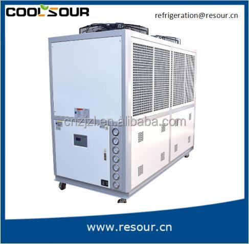 COOLSOUR Air Cooled Micro Channel Chiller