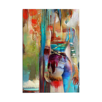 Abstract Nude Sexy Women Art Wall Oil Painting On Canvas