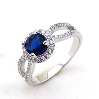 factory direct sell platinum semi mount glass ring prices in pakistan