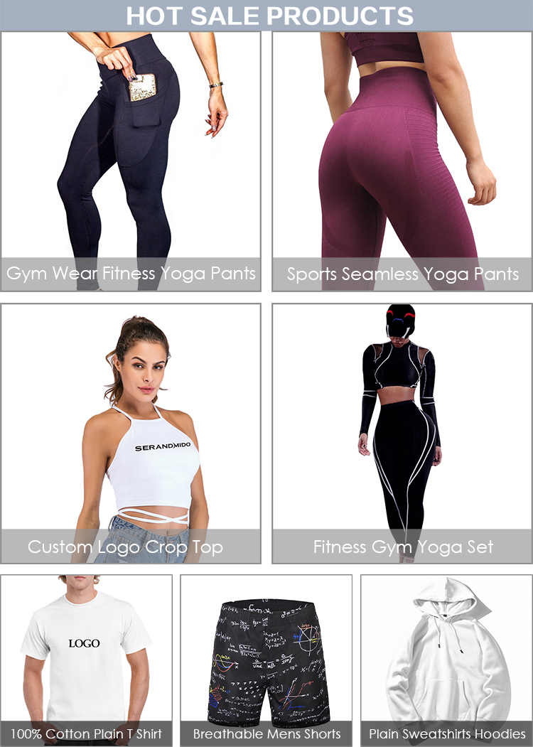 High Waisted Custom Logo Women Yoga Gym Fitness Sportswear Running Sport Seamless Workout Pants Leggings For Women