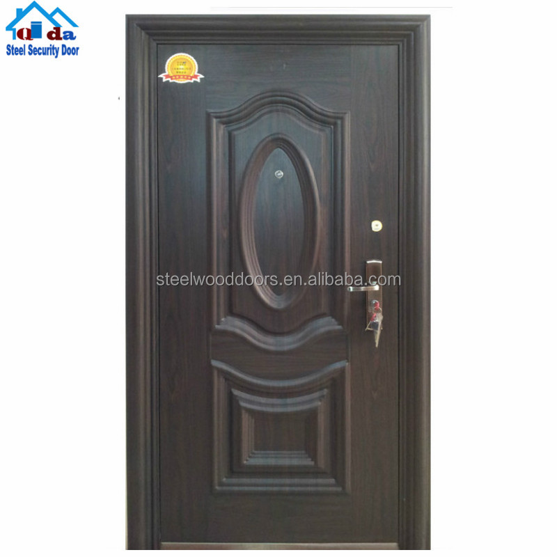 Iran Flat Metal Anti Theft Safety Door Design Buy Safety Dooranti