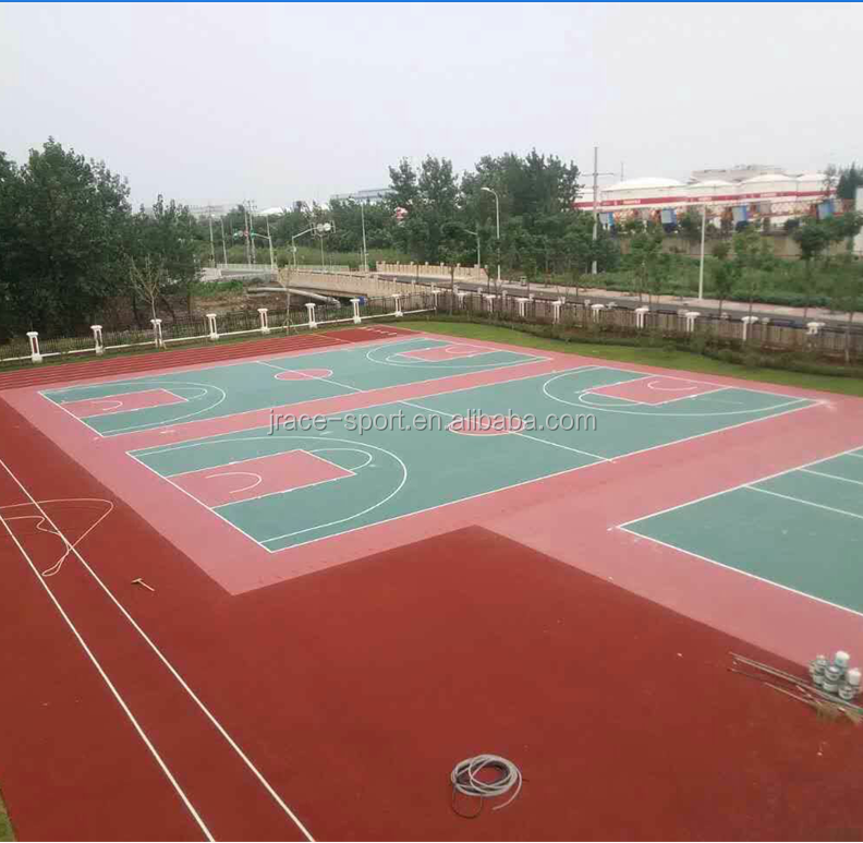 Outdoor Basketball Court Flooring, Outdoor Basketball Court Flooring  Suppliers And Manufacturers At Alibaba.com