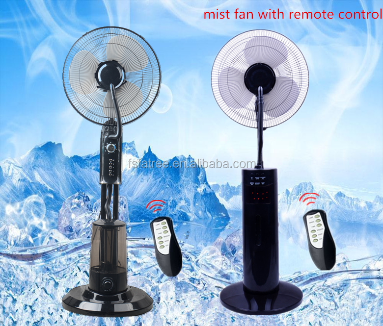 Mist Fan Bottle : New abs plastic material bottle battery fans with water