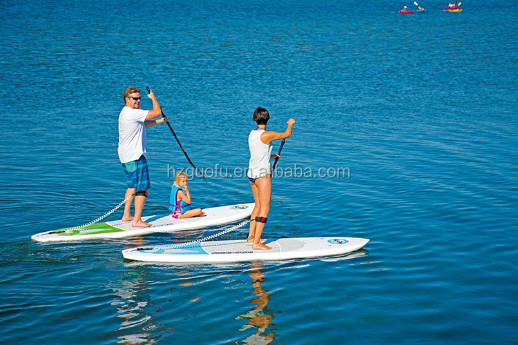 Heavy-duty Inflatable Stand Paddle Board or Surfboard SUP with Factory Price for Water Sports
