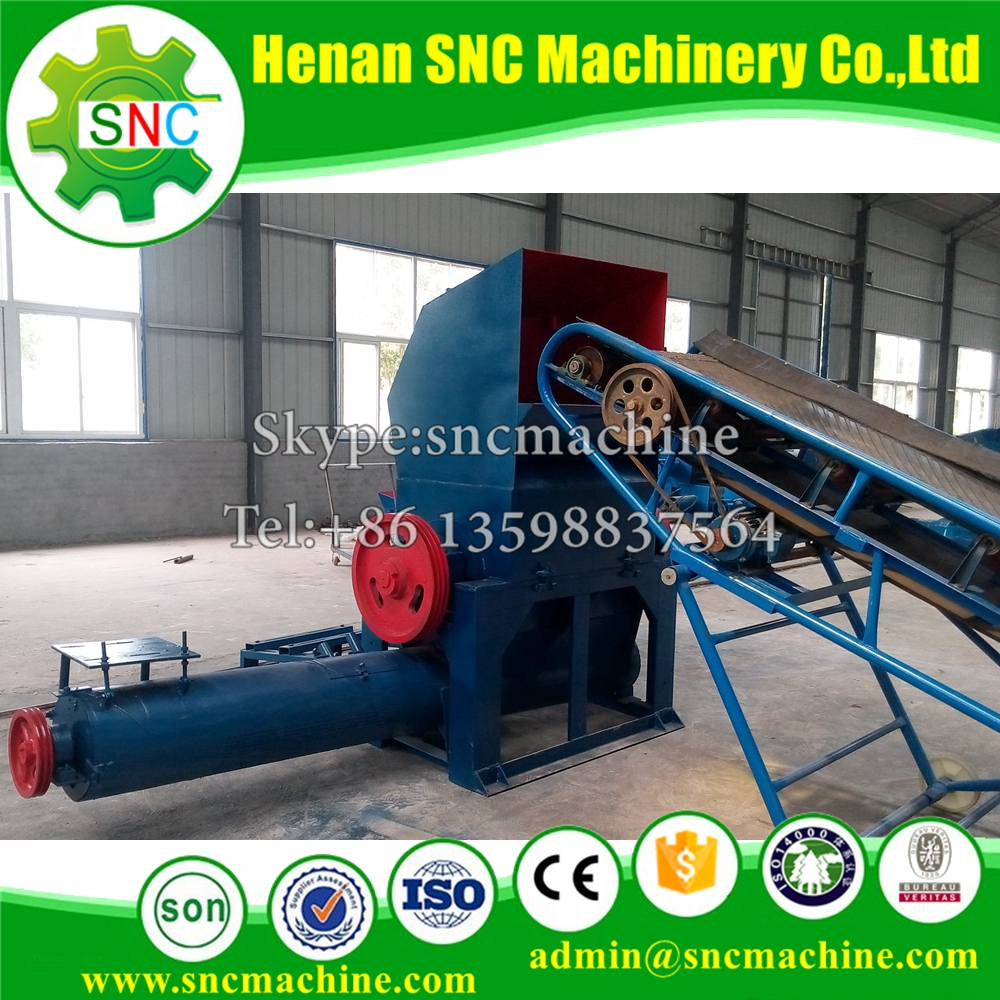 SNC PP PE PET EPS Recycling equipment Hot price shopping plastic bag making machine price