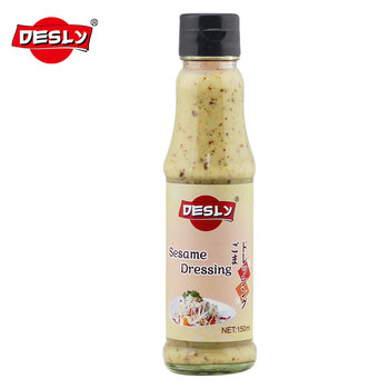 150ml Salad Sauce Sesame Dressing