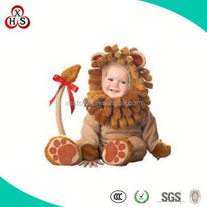 OEM Hot Sale Custom infant lion costume