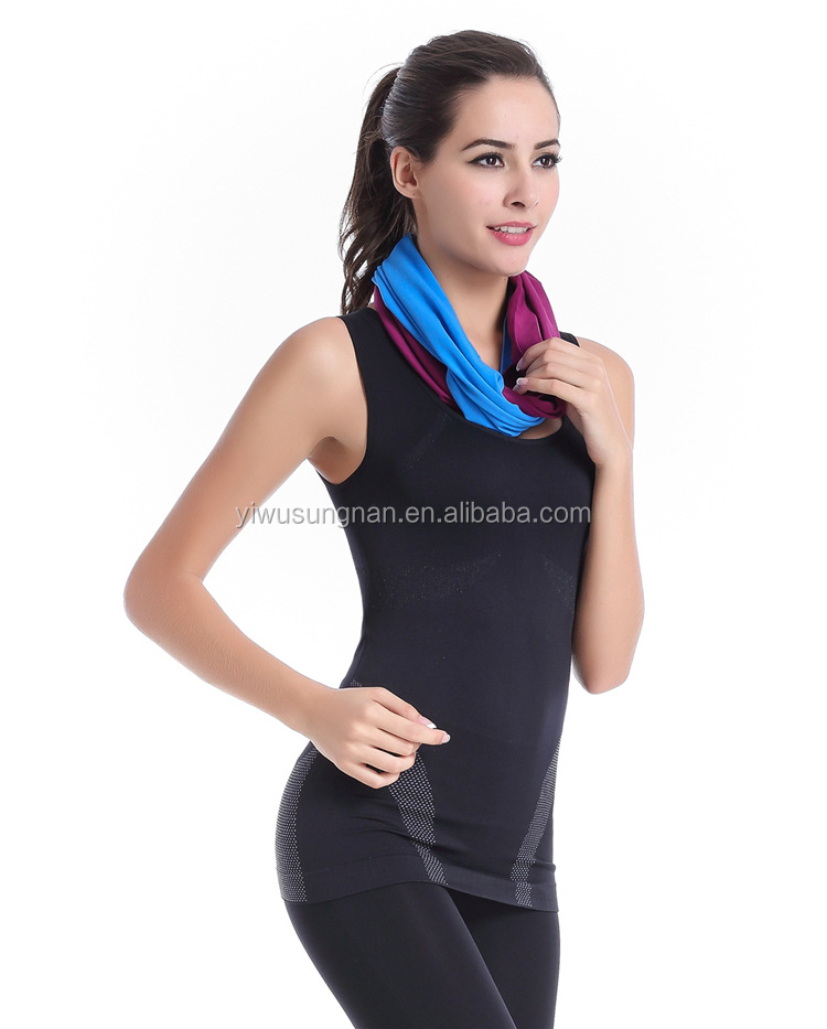 New Arrival Multifunction Quick-dry Sports Chest Wrapped, Scarf, Wrap Skirt