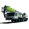zoomlion truck crane hot sale truck mounted crane QY50V531