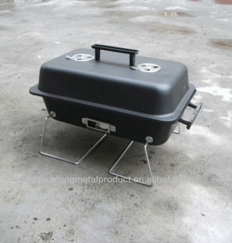 Portable Tabletop Charcoal Grill,can Be Gas Bbq Grill,miniu0026tiny Shape