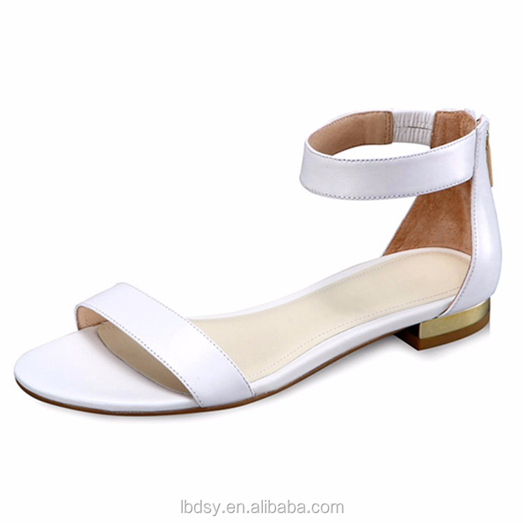 China Suppliers Latest Design Summer Fancy Flat Style Wholesale ...