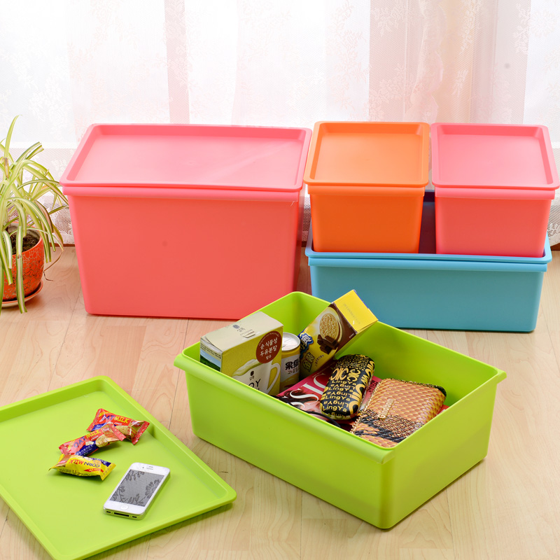 Plastic Storage Boxes Tubs Stackable Bins Containers