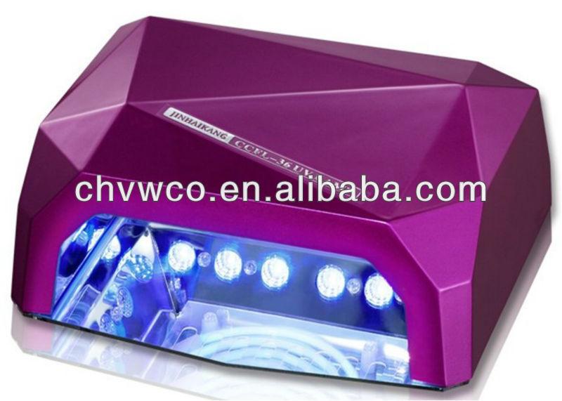 12w ccfl led uv nagel gel lampe uv lampe produkt id. Black Bedroom Furniture Sets. Home Design Ideas