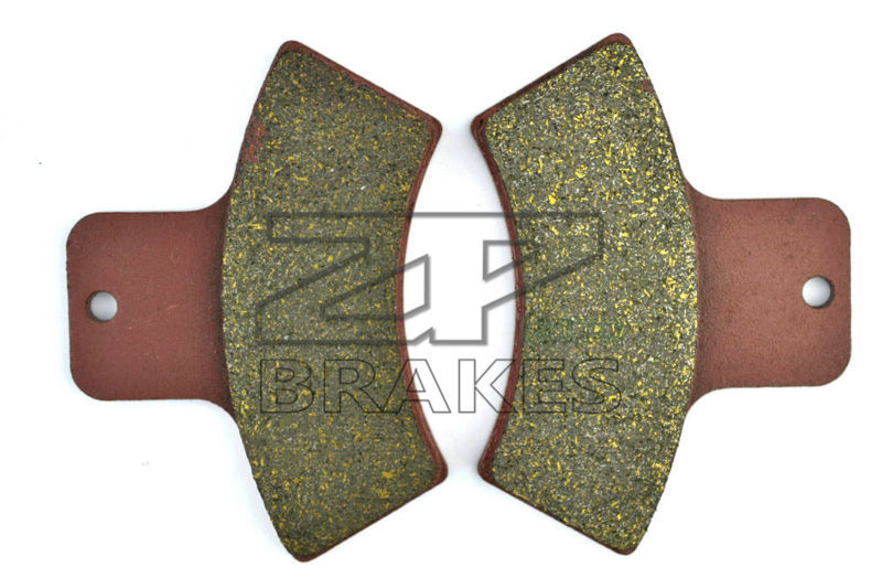 Motorcycle Organic Brake Pads For Rear POLARIS Sportsman 500 /SWED/Rem.Ed 1999-2002 OME New Free Shipping