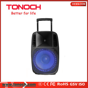 High Level Battery Rechargeable Speaker PN10W