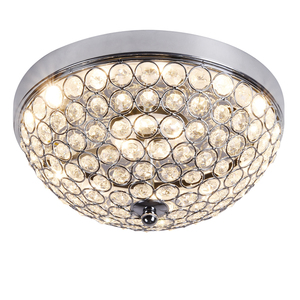 Showsun wholesale small size crystal ceiling light for dining room