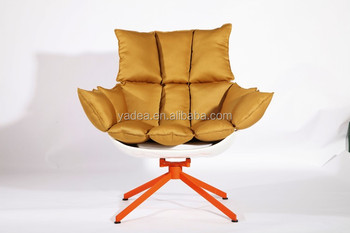 Latest design white fiberglass shell replica modern husk chair buy replica modern husk chair - Husk chair replica ...
