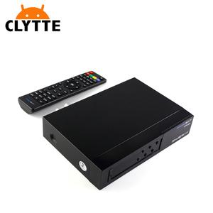 V7 Combo 4k satellite receiver no dish dvb-t2 dvb-s2 with PowerVu Biss Key  Ccam Newam Wifi set top box