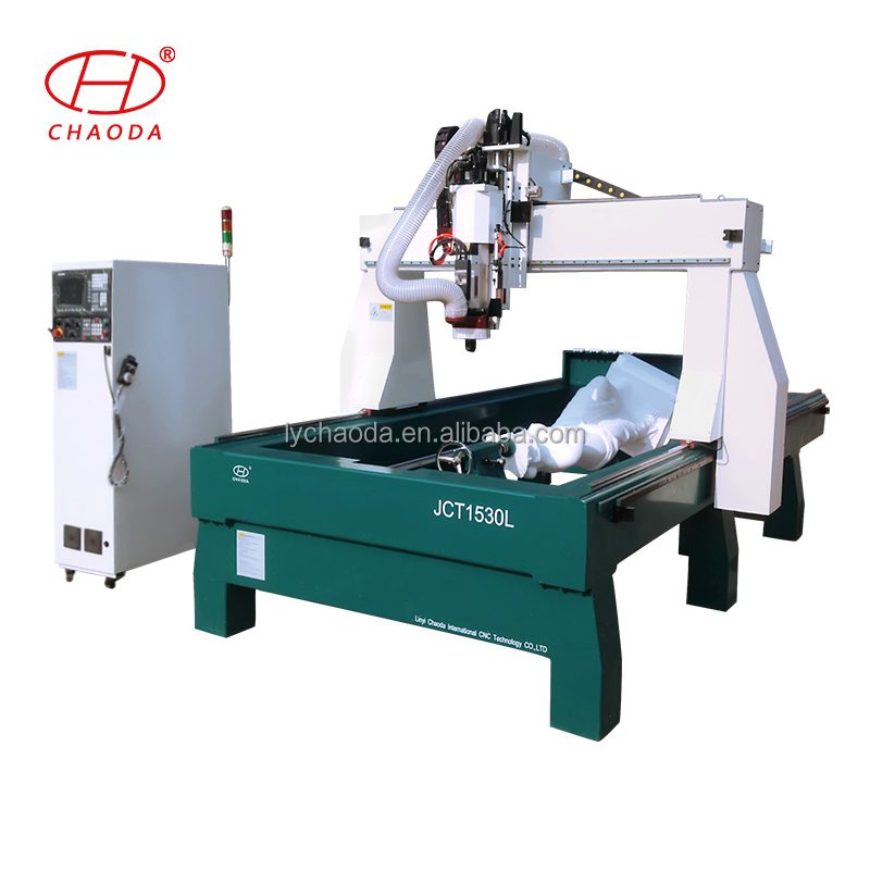 GOOD BUY 4axis cnc routing machine/moulding machine wood moulder spindle moulder / milling cnc machine 4 axes