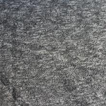 2018 popular 180gsm cotton polyester melange effect single jersey knitting fabric for tshirts