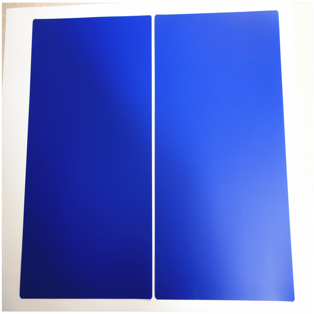 Blue Color Plastic Pp Thermoforming Sheets