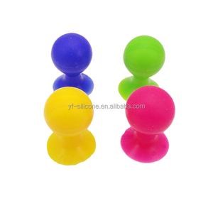 Promotional gifts silicone cell phone holder color sucker holder mobile phone bracket