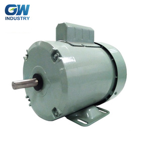GW Efficient three phase Steel plate winch motor