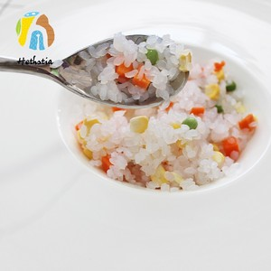 Health Meal Konjac Instant Rice For Slimming