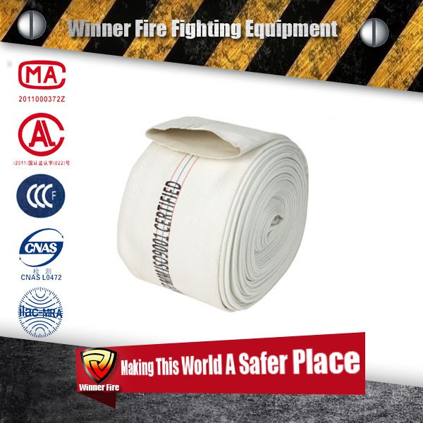fire fighting lay flat pvc fire hose pipe