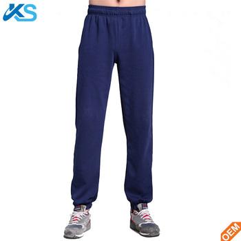 Spring Autumn Elastic Narrow Feet Pencil Pants Men Size Sweatpants Loose Plus Casual Cotton