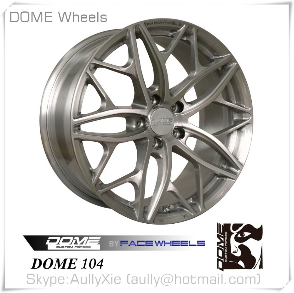 Semi-forged Wheels From China Alloy Wheel Manufacturer Dome Wheels ...