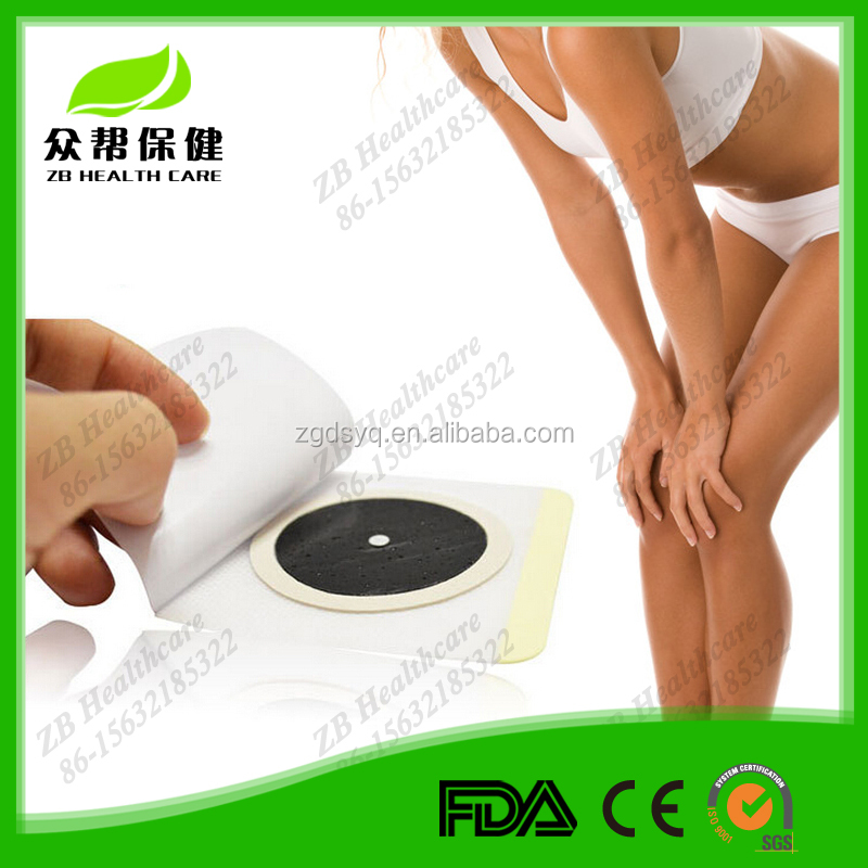 health care product 2016 Magnet <strong>Natural</strong> and Herbal Slim Patch for Weight Loss Health&Beauty Loss Weight for have a Perfect body