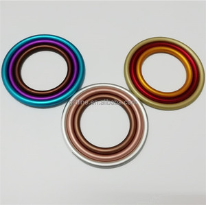 Aluminum Sling Rings for New Born Baby Carrier Slings with SGS Certification