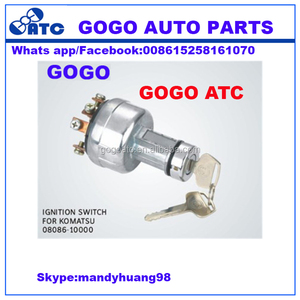 komatsu ignition switch, komatsu ignition switch suppliers and  manufacturers at alibaba com