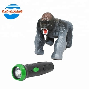 Simulation orangutan infrared toy rc animal for kids