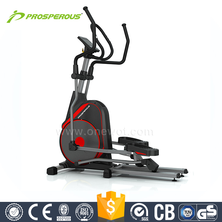 2017 New body fit home gym machine top rated elliptical machine J8 belt crosstrainer elliptical max 150kg cross trainer bike